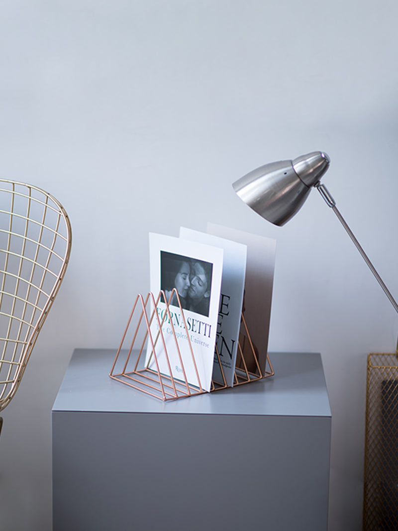 'Carmino' Triangle Book Stand (3 Colors)