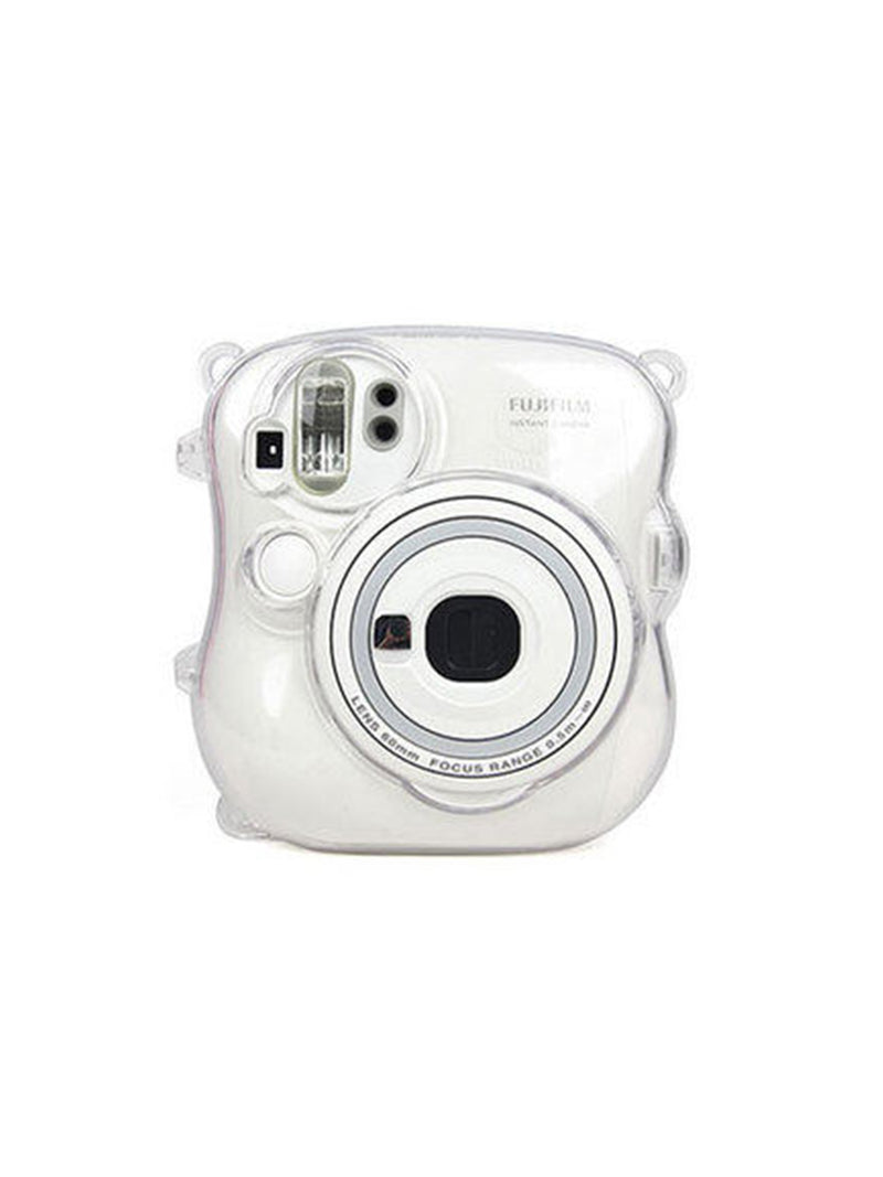 Fujifilm Instax Mini 25 Transparent Camera Case