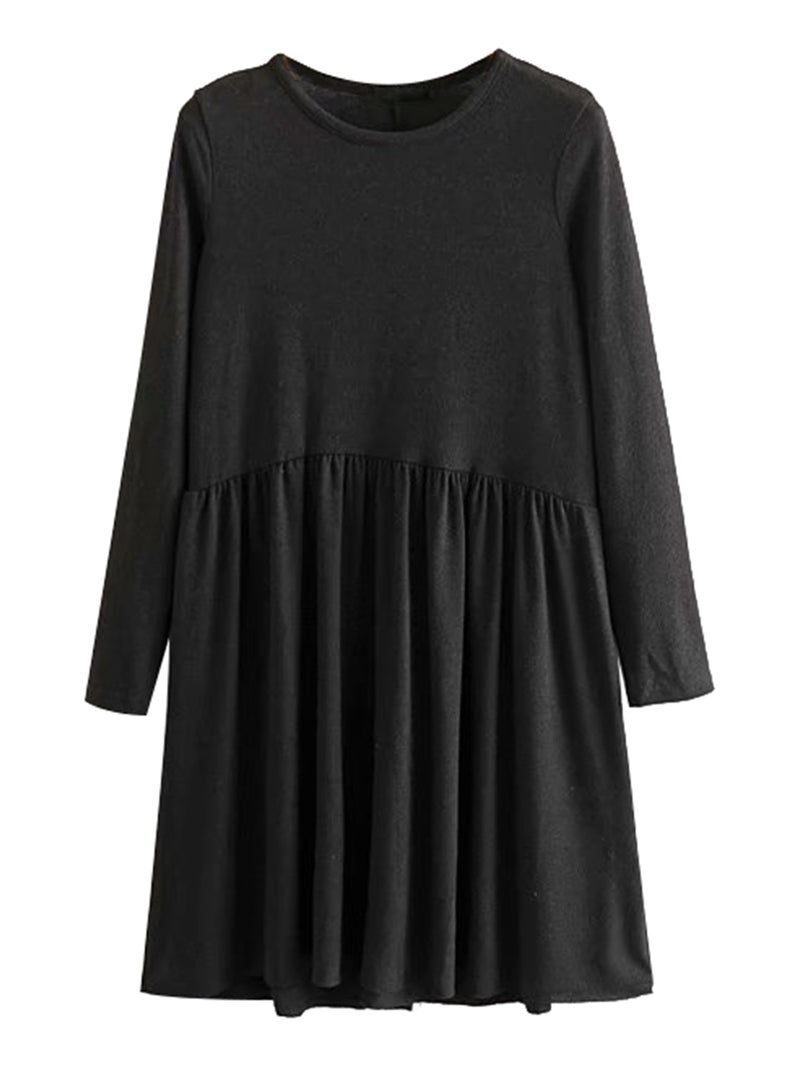 'Lucy' Casual Flare Dress