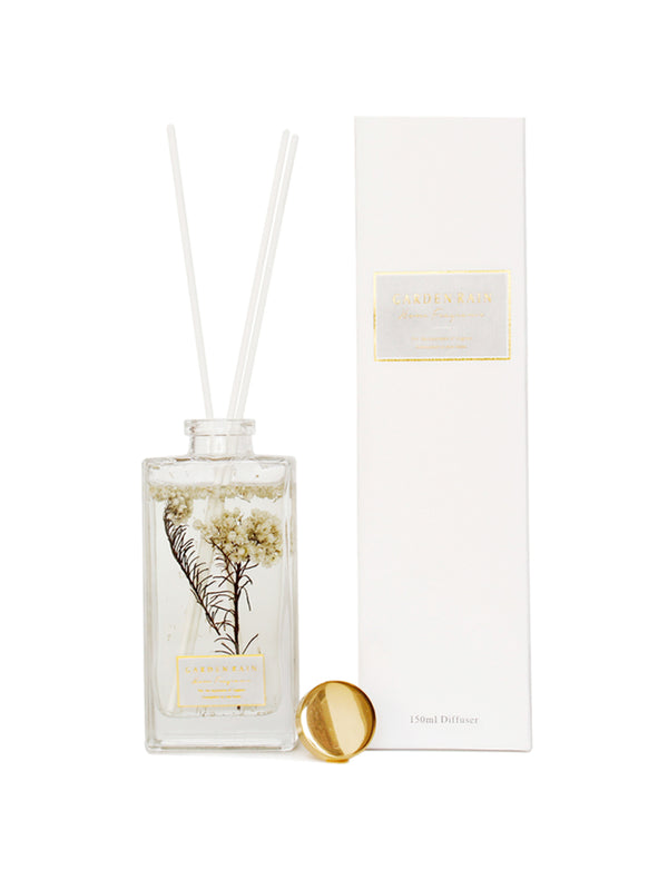 'Flora' Floral Home Fragrance Diffuser (6 Scents)