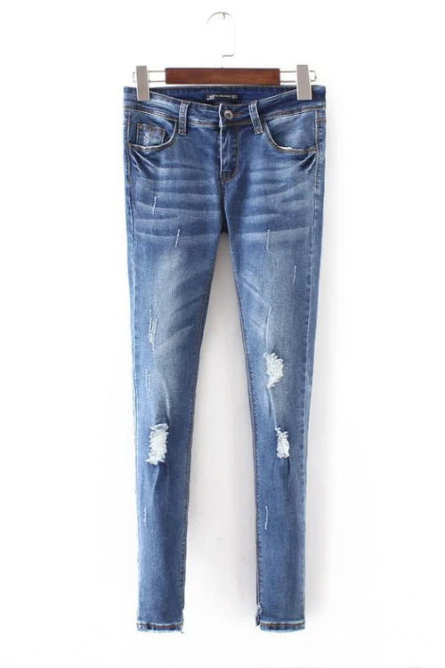 'Amity' Ripped Skinny Jeans