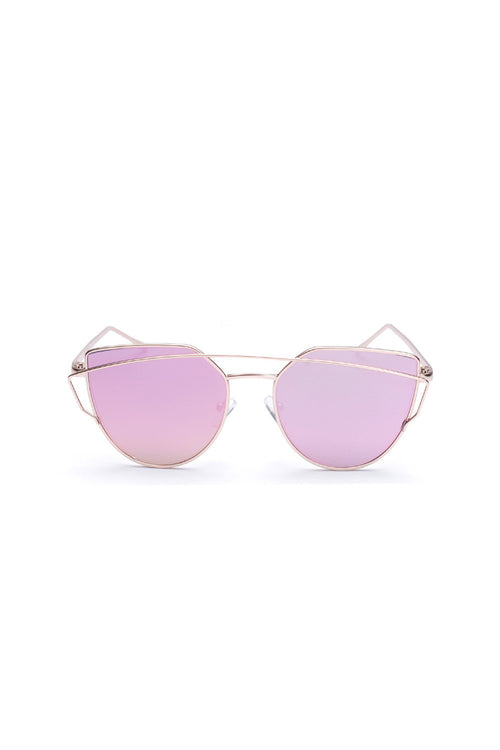 'Reflected' Cat Eye Sunglasses | Goodnight Macaroon