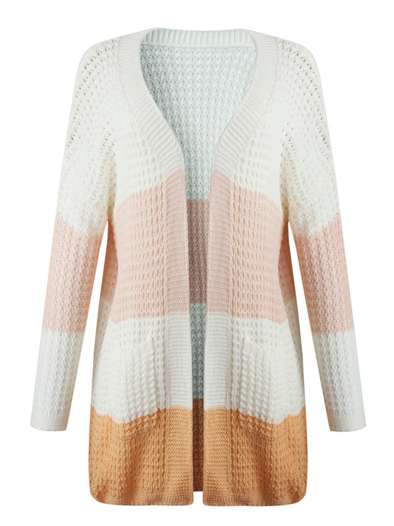 Jenna Waffle Knit Colorblock Cardigan 3 Colors Goodnight Macaroon 48,076 likes · 30 talking about this. jenna waffle knit colorblock cardigan