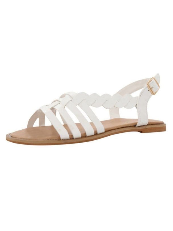 'Yumi' Gladiators Sandals (3 Colors)