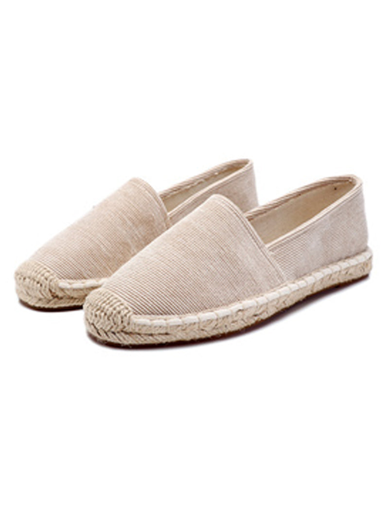 'Catrina' Canvas Slip-On Espadrille (3 Colors)