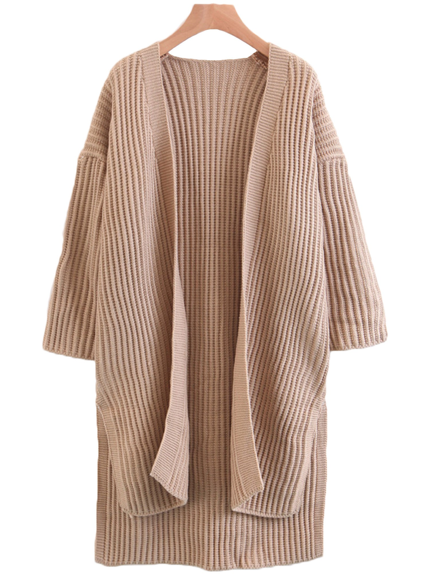 'Jerrica' Open Wrap Cardigan