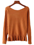 'Princess' Belted Sweater (3 Colors)