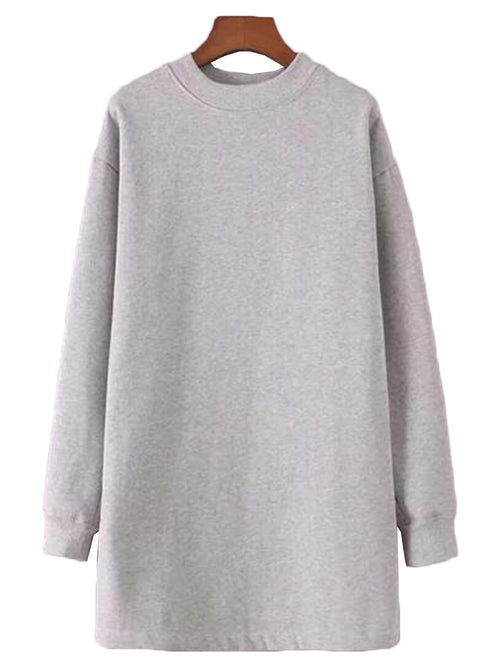 'Morgan' Basic Long Sweater (3 Colors)