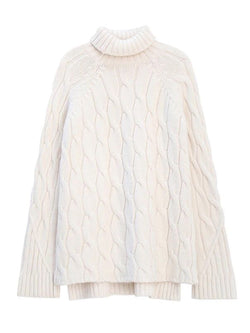 'Lacie' Turtleneck Knitted Sweater (3 Colors)