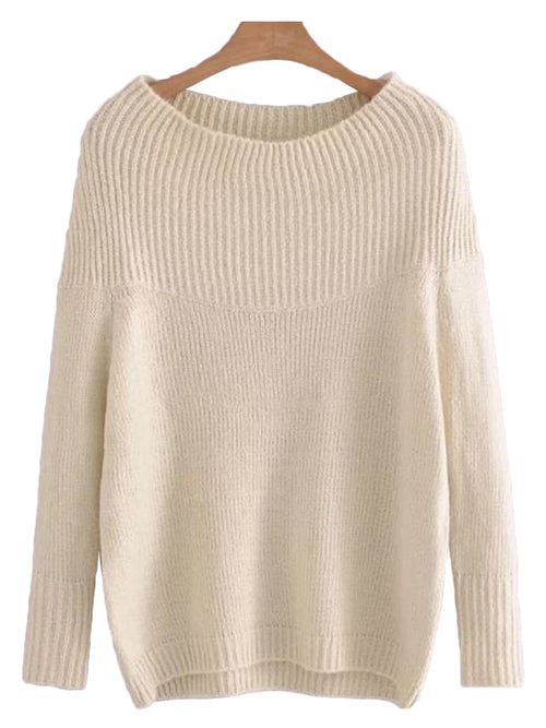 'Joanne' Off Shoulder Sweater (3 Colors)
