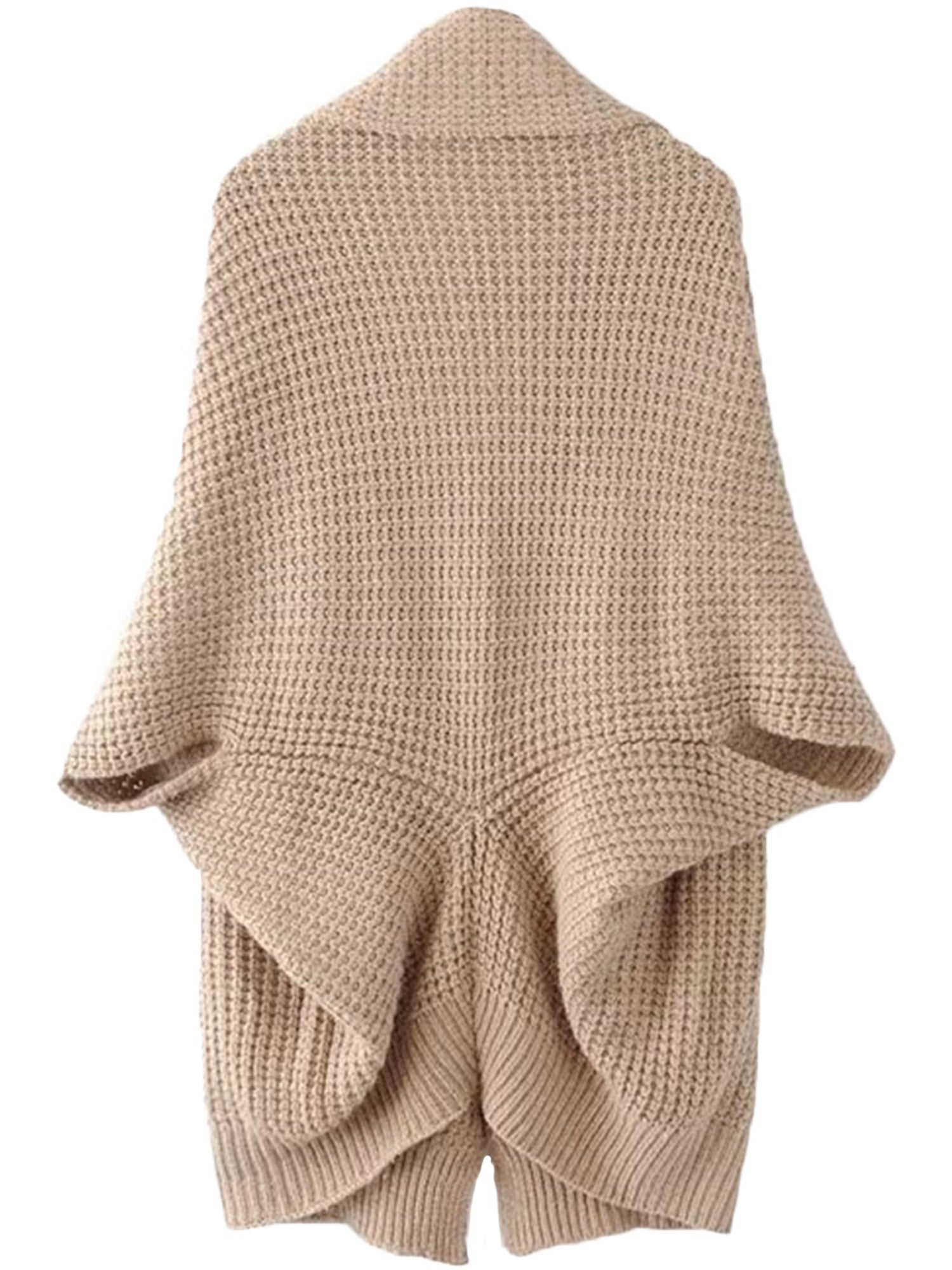 'Michelina' Open Wrap Pocket Cardigan (3 Colors Available)