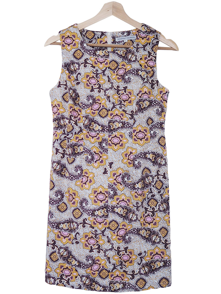 'Kiley' Floral Sleeveless Dress