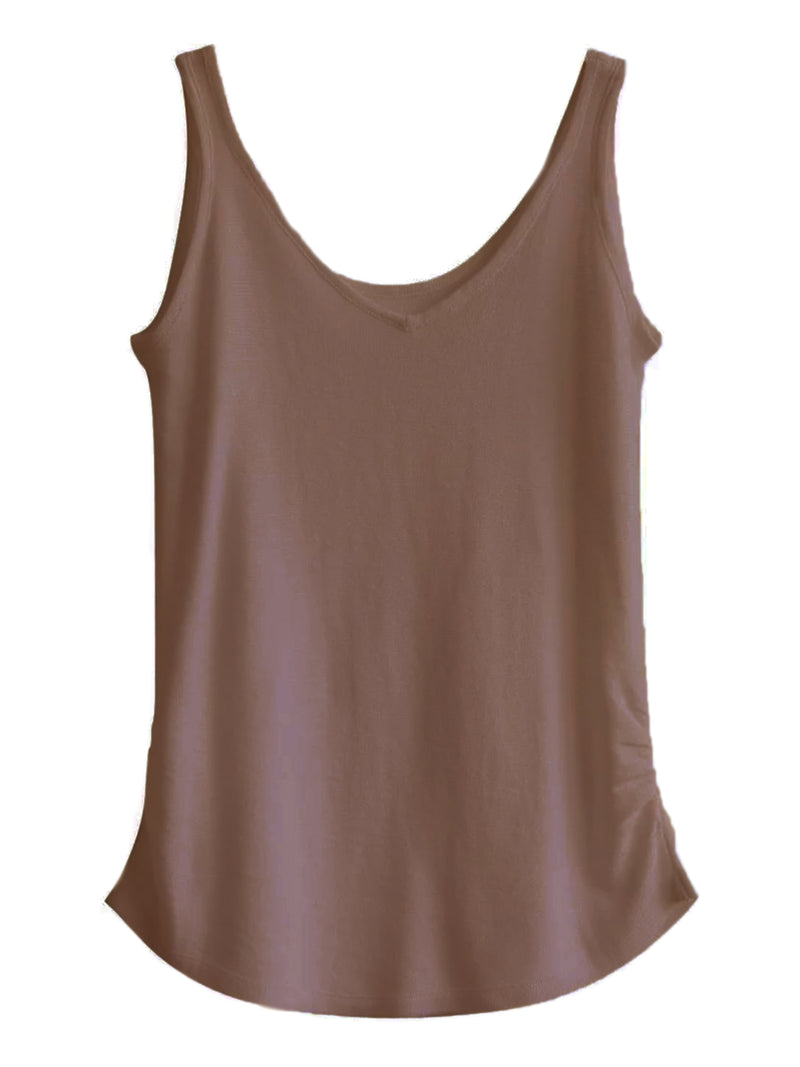 'Sienna' Knitted Tank Top (3 Colors)
