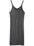 'Kyra' Long Fit Cami Dress