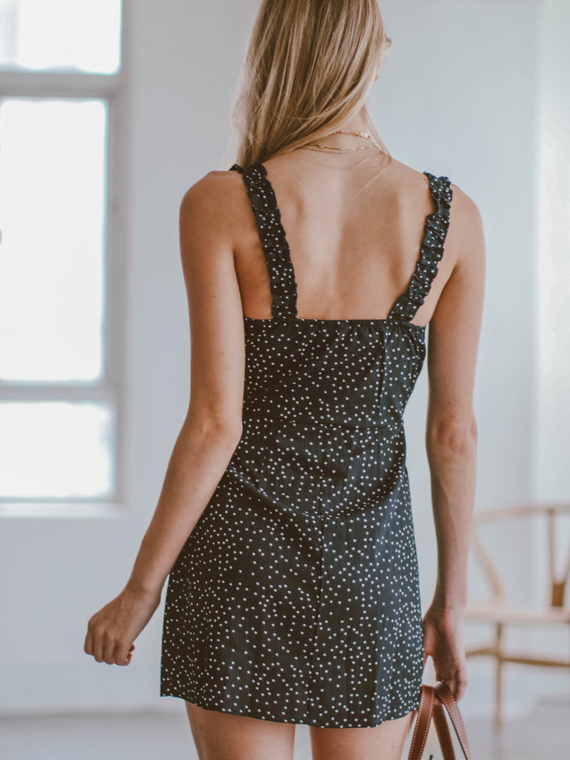 'Irene' Polka Dot Sundress (2 Colors)