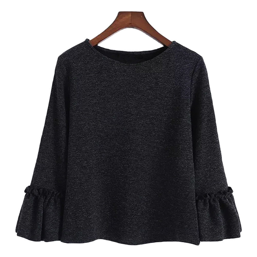 'Cora' Bell Sleeve Top