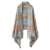 'Gwen' Plaid Scarf - 4 Beautiful Colors