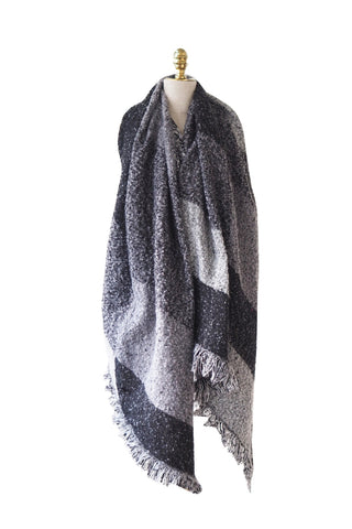 'Nadia' Blanket Scarf - 3 colors