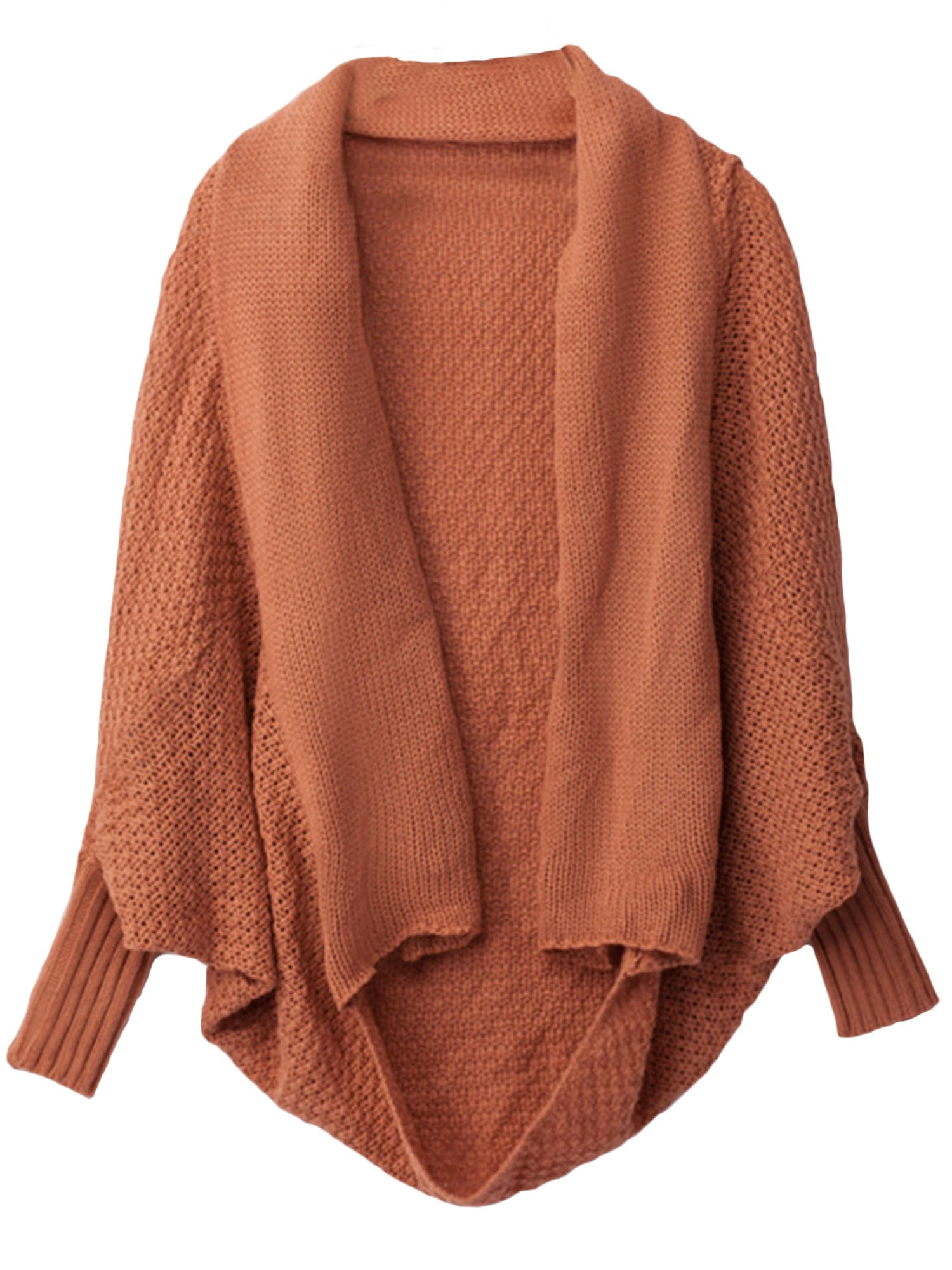 'Ruby' Dolman OpenCardigan (4 Colors)