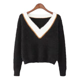 'Jillian' V-Neck Sweater