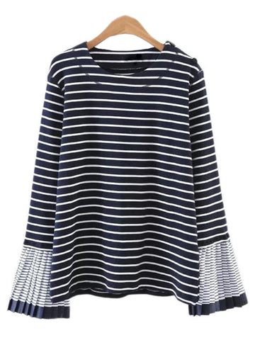 goodnight macaroon stripe top