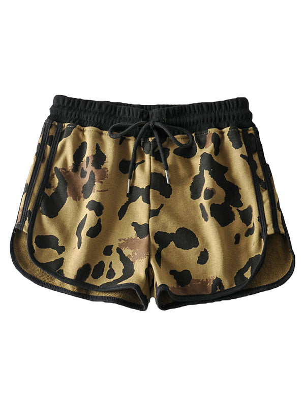 'Lexi' Leopard Print Shorts (3 Colors)