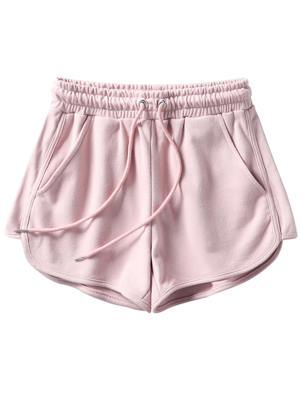 'Venus' Drawstring Comfy Shorts (3 Colors)