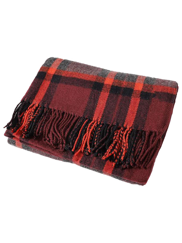 'Esther' Soft Plaid Scarf (5 Colors)