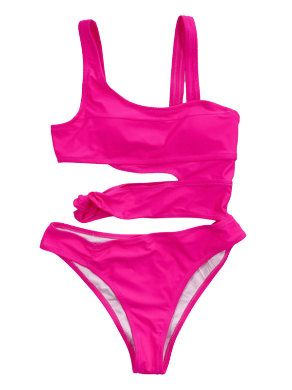 'Cici' One Pice Swimsuit (5 Colors)