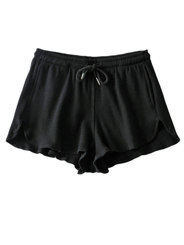 'Cristal' Comfy Drawstring Shorts (3 Colors)