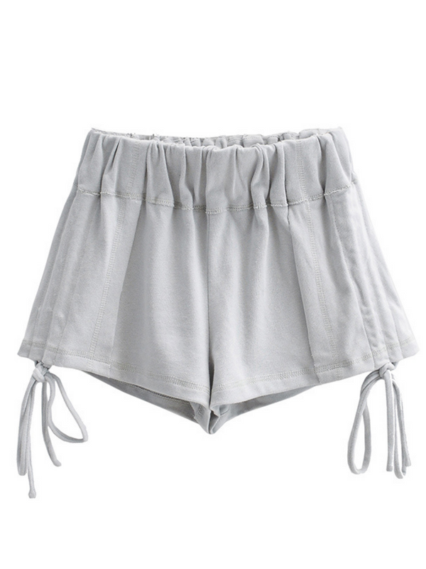 'Zola' Drawstring Sides Comfy Shorts (3 Colors)