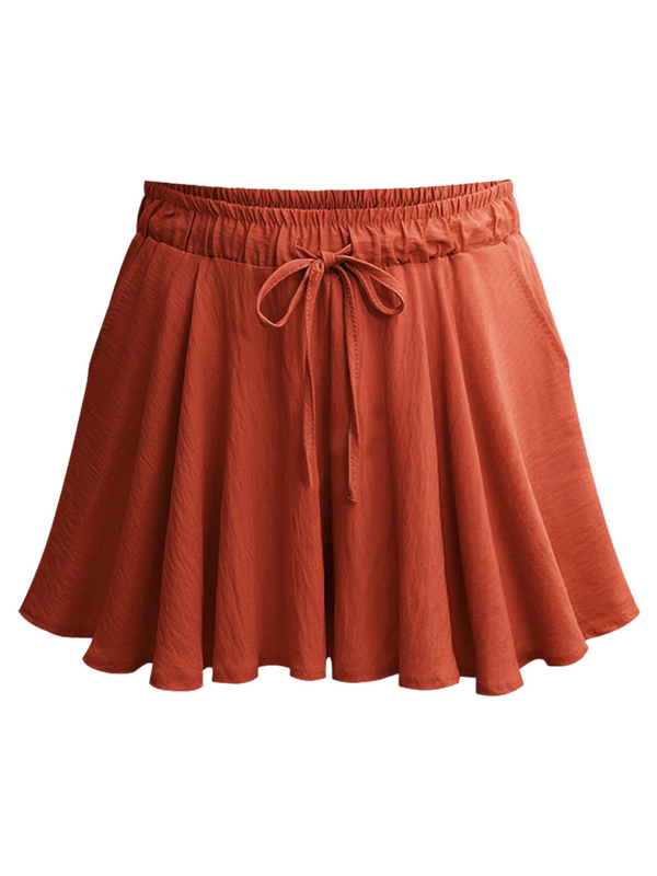 'Emma' Comfy Wide Leg Shorts (4 Colors)