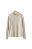 'Xiomara' Mohair Crewneck Sweater from Goodnight Macaroon