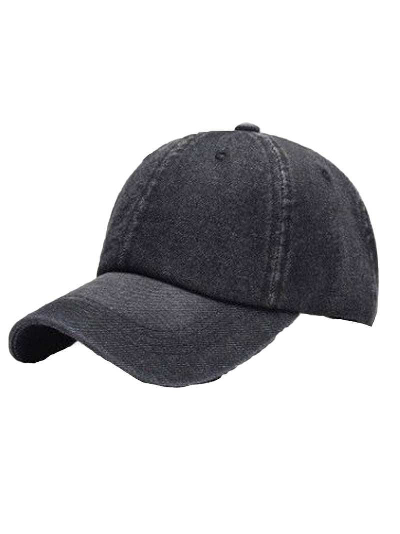 'Celine' Denim Cap (3 Colors)