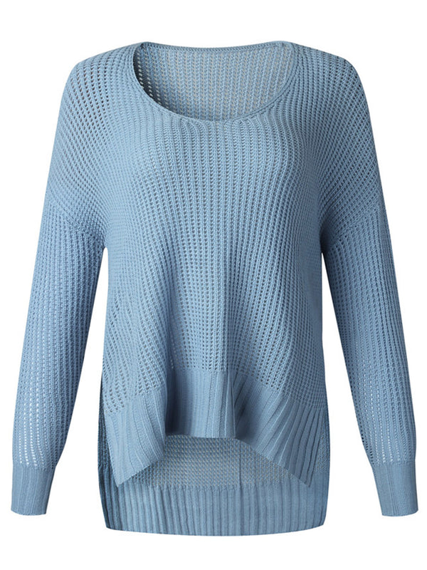 'Joey' V-neck Sweater (3 Colors)