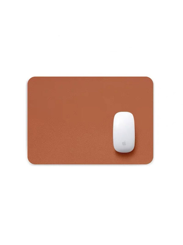 Genuine Leather Mouse Pads (10 Colors)