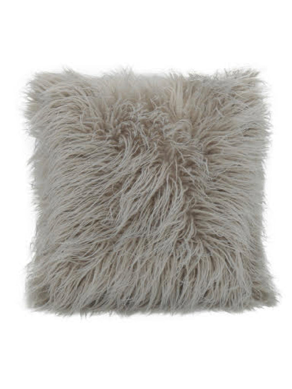'Silvia' Soft Furry Cushion Cover