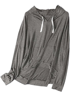 'Emilia' Hooded Sweatshirt with Pockets (4 Colors)