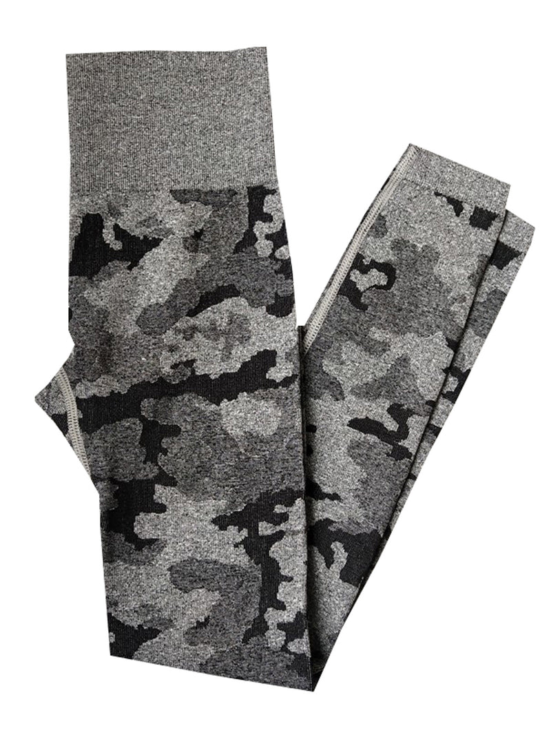 'Mandy' Camouflage Shaping Leggings (3 Colors)