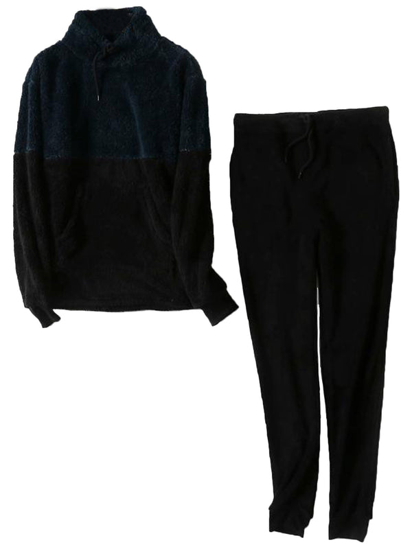 'Nevaeh' Fleece Soft Sweater and Pants Set