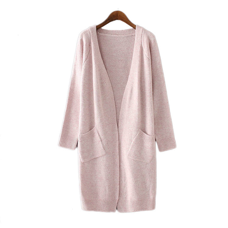 'Cher' Open Front Cardigan