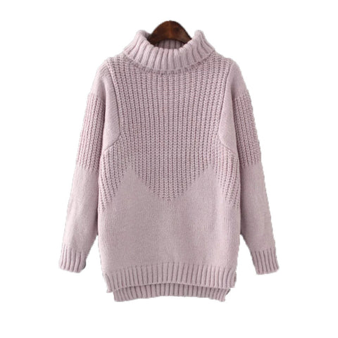 'Celia' Turtleneck Sweater