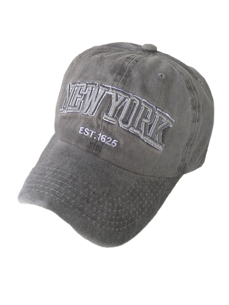 'New York' Acid Wash Cap (8 Colors)