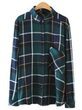 'Terri' Gingham Pocket Shirt (2 Colors)