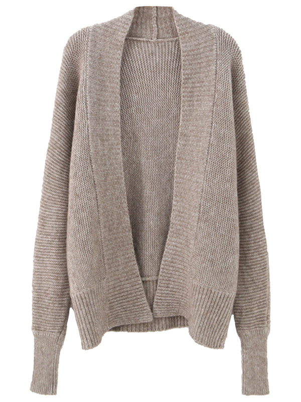 'Ladonna' Open Cardigan (7 Colors)
