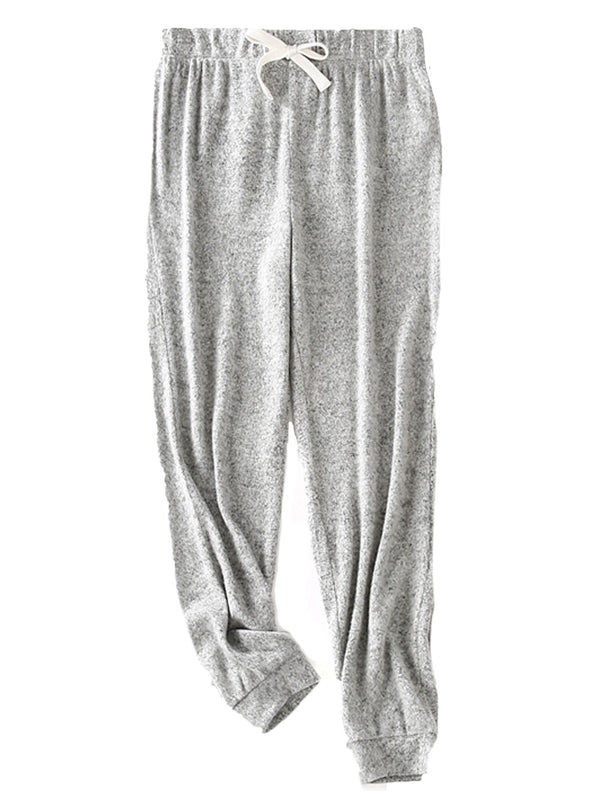 'Whitney' Comfy Drawstring PJ Pants (3 Colors)