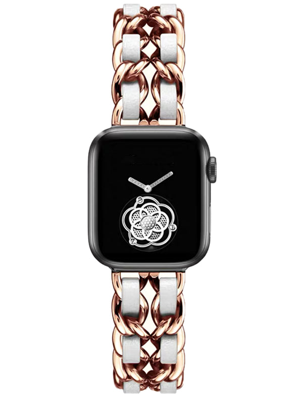'Yaritza' Apple Watch Strap (7 Colors)