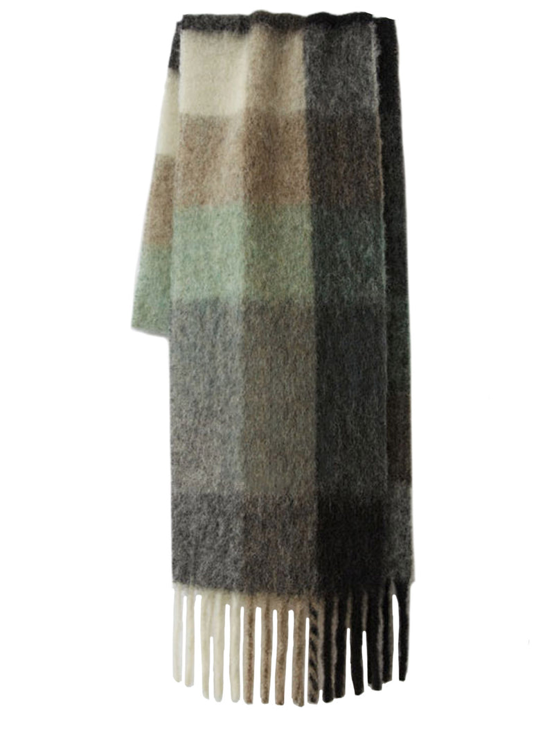 'Isabella' Soft Plaid Scarf (4 Colors)