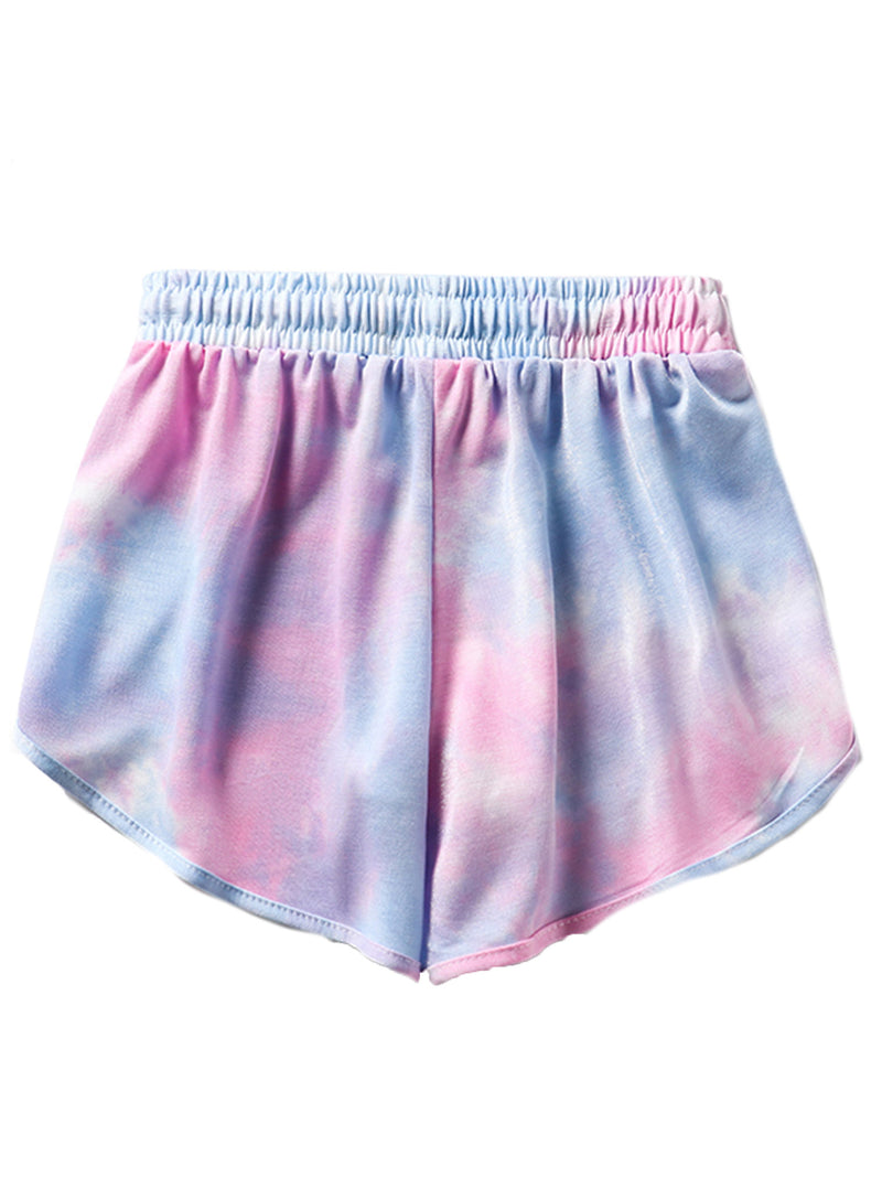 'Harper' Tie Dye Drawstring Shorts (4 Colors)