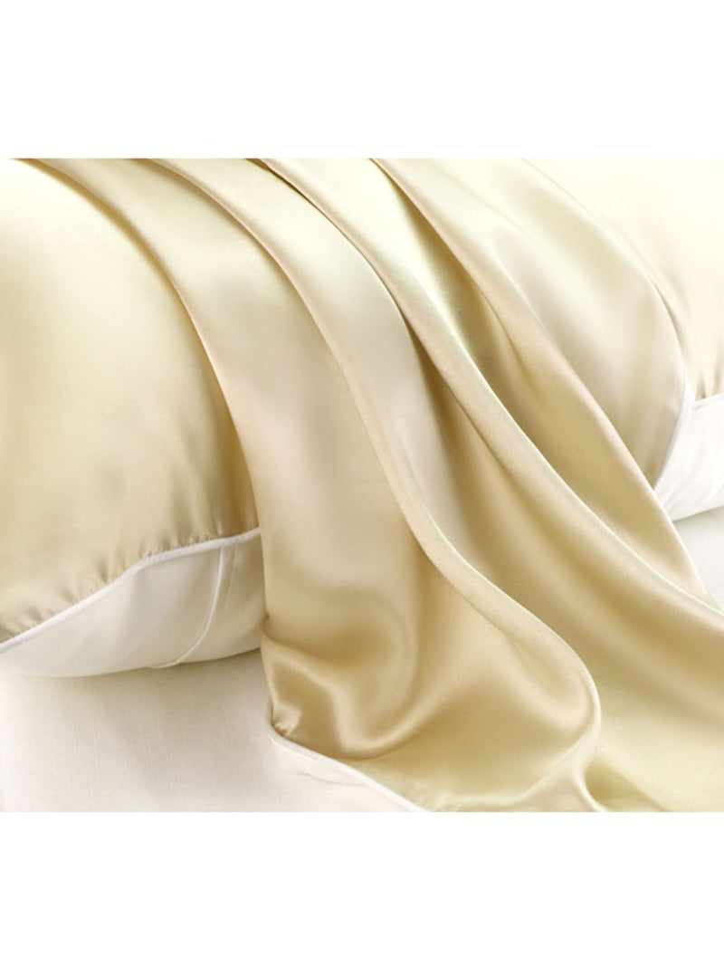 100% Silk Pillow Case (4 Colors)